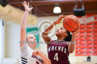 Gallery: Girls Basketball South Kitsap @ Wilson